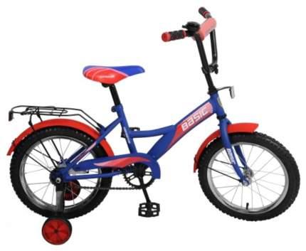 Велосипед двухколесный Navigator Basic Сине-Красный ВН16104Н