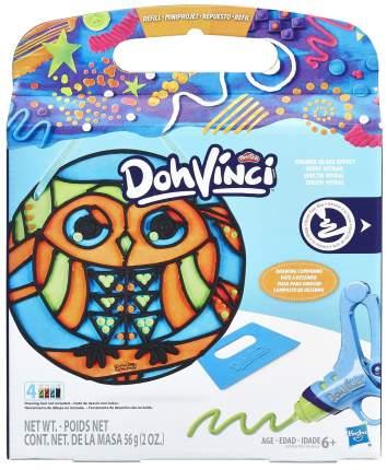 Набор для творчества Hasbro DohVinci витражи E0126EU4