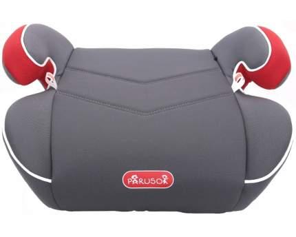 Автокресло-бустер Parusok 'Bora' 22-36 кг красный