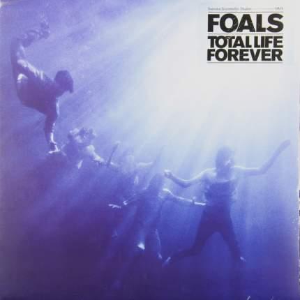 Виниловая пластинка Foals TOTAL LIFE FOREVER