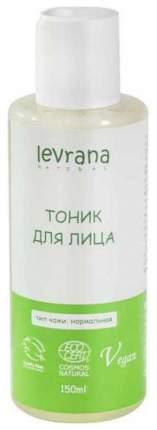 Тоник для нормальной кожи Levrana 150 мл
