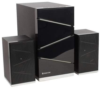 Колонки компьютерные DEFENDER G50 Черный 2,1,50Вт, Bluetooth, FM/MP3/SD/USB
