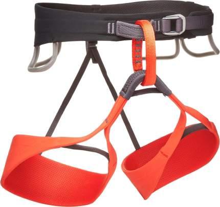 Страховочная система женская Black Diamond Solution Harness S красная