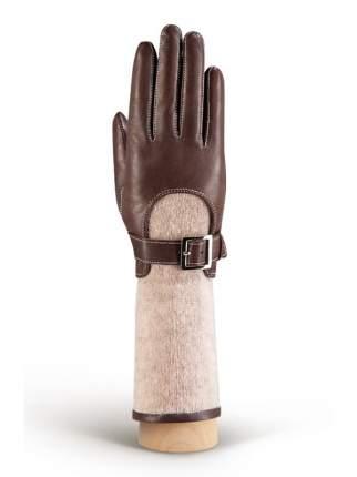Перчатки женские Eleganzza HP05000 коричневые 7
