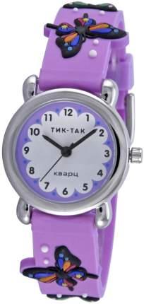 Наручные часы Тик-Так Н112-2 черные бабочки