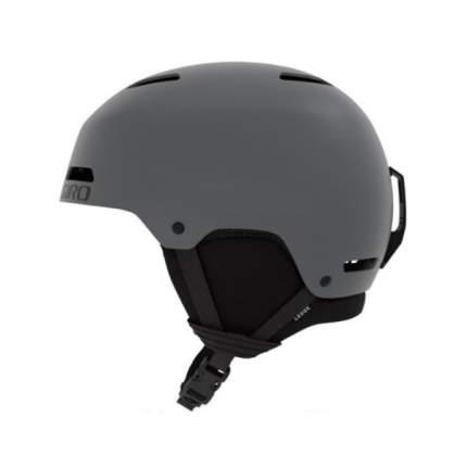 Горнолыжный шлем мужской Giro Ledge 2019, серый, S