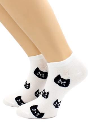 Носки женские Hobby Line белые 36-40