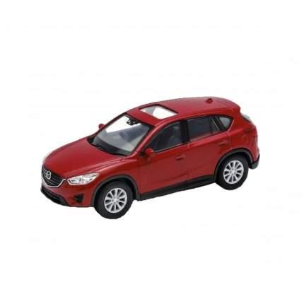 Машинка Модель машины Welly 1:34-39 Mazda CX-5 Красный 43729 в ассортименте