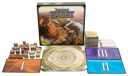 Дополнение к игре 7 Чудес Asmodee Вавилон
