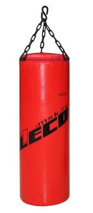 Мешок боксерский Leco Гп29 25 кг, красный