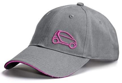 Женская бейсболка Smart Fortwo B67993548 Grey-Pink