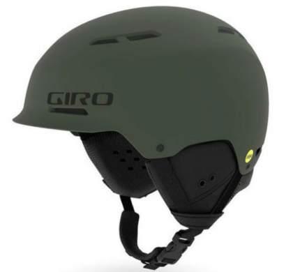 Горнолыжный шлем Giro Trig Mips 2019, хаки, M