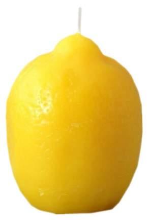 Ароматическая свеча Омский Свечной Лимон 9181