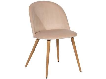 Кухонный стул STOOL GROUP Лион ZOMBA VELVET Кремовый, вельвет