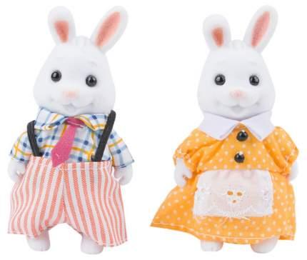 """Набор игровой Mimi stories """"Семья белых кроликов"""""""
