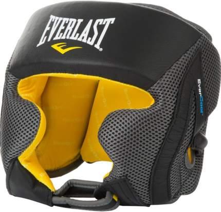 Шлем боксерский Everlast C3 EverCool Professional, L-XL, нат. кожа