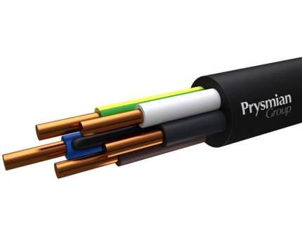 Силовой кабель EKF ВВГнг-LS/ВВГнг(А)-LS 5х1.5 РЭК-PRYSMIAN 0521 01 01 100 м