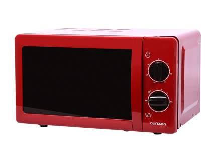 Микроволновая печь соло Oursson MM2006/DC Red