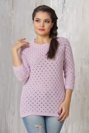 Джемпер женский VAY 4420 фиолетовый 60 RU