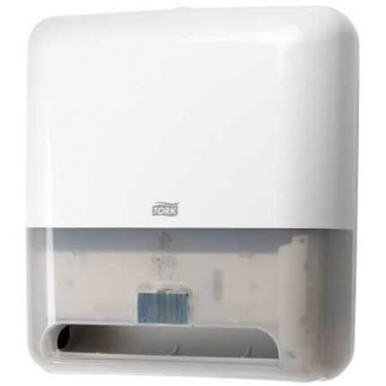 H1 Tork Elevation Диспенсер с сенсором д/полотенец в рулонах, Матик, белый (551100-00)
