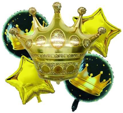 """Букет из шаров """"Король вечеринки"""", фольга, набор из 5 шт. Sima-Land"""