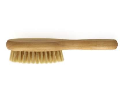Расческа-щетка для волос Спивакъ из натурального бука щетина вепрь