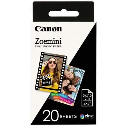 Бумага Canon Zoemini Zink PP(ZP-2030-20)
