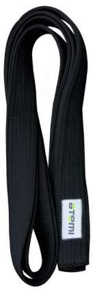 Пояс для кимоно ATEMI, 280 см, черный