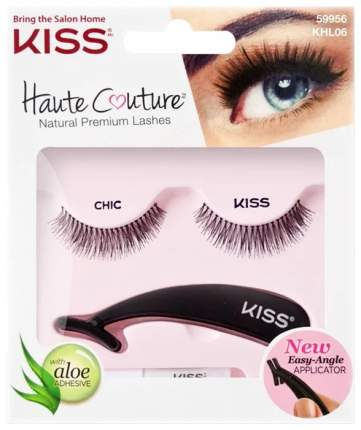 Накладные ресницы KISS Haute Couture Lashes Chic 2 шт