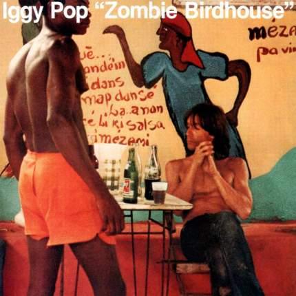 Виниловая пластинка Iggy Pop Zombie Birdhouse (Limited Edition)(Coloured Vinyl)