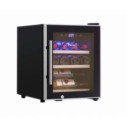 Винный шкаф Cold Vine C12-KBF1 Black