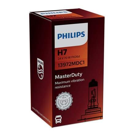 Автолампа H7 13972 Md 24v 70w Philips арт. 13972MDC1