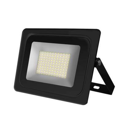 Прожектор LED 50W 6500K IP65 плоский чер IONICH 46145