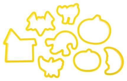 Набор форм Agness 710-335 Желтый