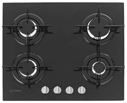 Встраиваемая варочная панель газовая Indesit PR 642 /I (BK) Black