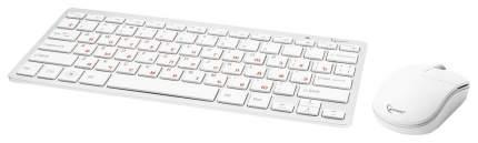 Комплект клавиатура и мышь Gembird KBS-7001 Серый