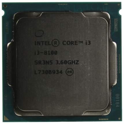 Процессор Intel Core i3 8100 Box