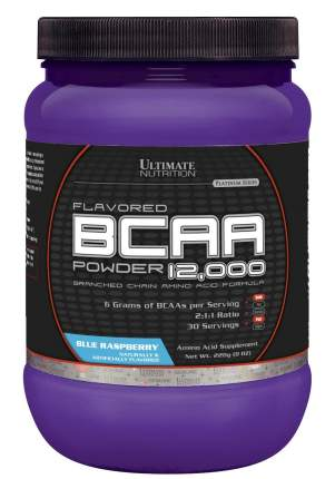 Ultimate Nutrition BCAA 12000 228 г голубика