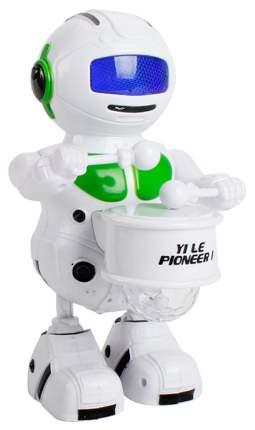Робот электрический, барабанщик, свет, звук 58645 Наша Игрушка