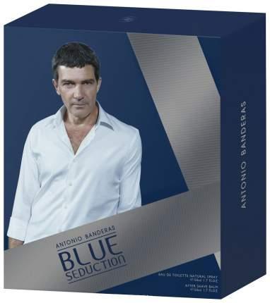 Парфюмерные наборы Antonio Banderas Blue Seduction for Men 50 мл