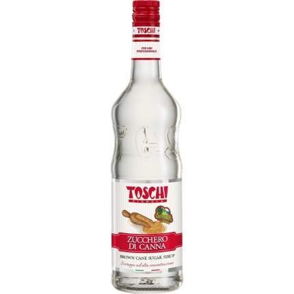 Сироп Toschi тростниковый сахар 1 л