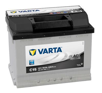 Аккумулятор автомобильный Varta 5564010483122 56 Ач