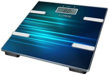 Весы напольные LUMME LU-1331 Indigo