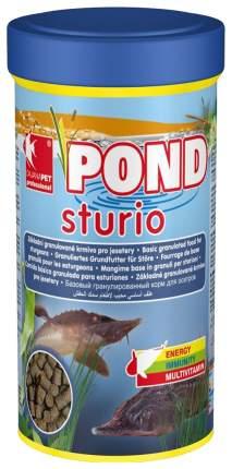 Корм для стерляди и прудовых рыб Dajana POND STURIO, гранулы, 1 л