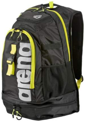 Рюкзак Arena Fastpack 2.1, 45 л, 50 black/fluo yellow/silver