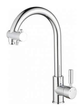 Смеситель для кухонной мойки Seaman Barcelone SSL-5226 Water 470616 хром