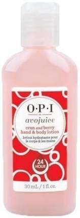 Лосьон для рук O.P.I Avojuice Cran&Berry 28 мл