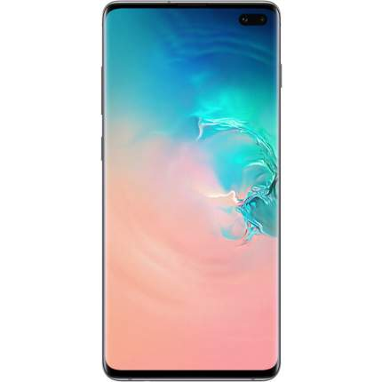 Смартфон Samsung Galaxy S10+ 128Gb Pearl