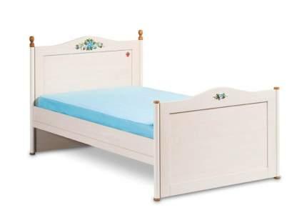 Кровать Cilek Flora L, 100х200 см