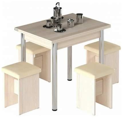 Набор кухонный Наша мебель Дижон-Лайт Дуб молочный